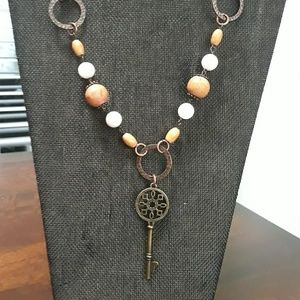 Celtic Key Necklace